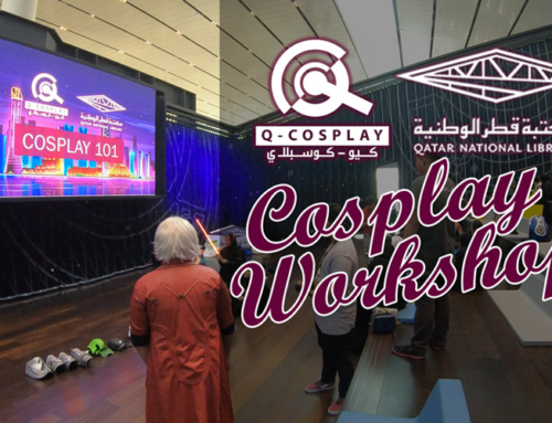 Q-Cosplay host its first workshop